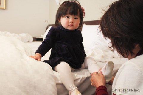 赤ちゃん セパレート 日本人 オリジナル