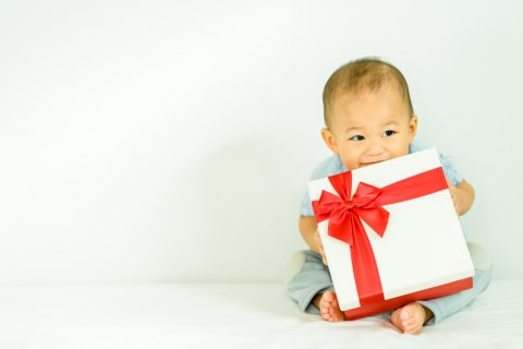 赤ちゃん プレゼント 日本人