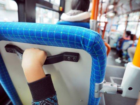 子供 バス 日本