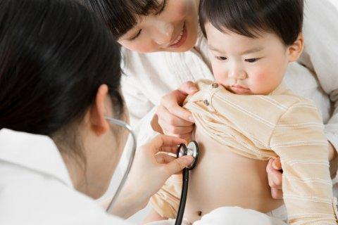健診 日本人 赤ちゃん