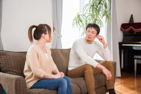 夫婦 カップル 会話 日本人