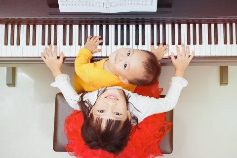 リトミック 音楽 ピアノ 日本人 子供