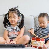 リトミック 楽器 音楽 子供 日本人