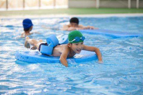 水泳 子供 日本人