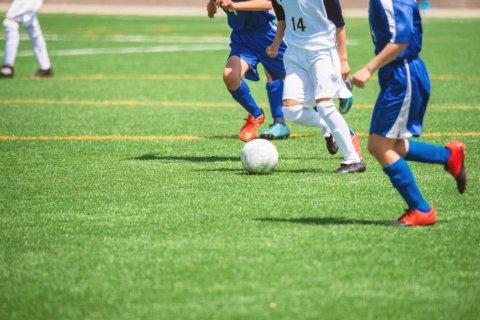 サッカー 日本人 子供