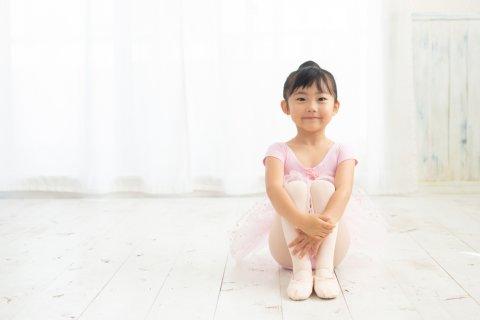 クラシックバレエ 日本人 女の子