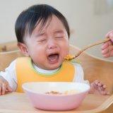 離乳食 泣く 赤ちゃん 日本人