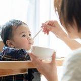 離乳食 日本人 赤ちゃん