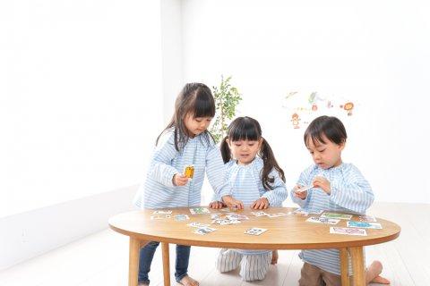 認定こども園 保育園 幼稚園 日本人 子供