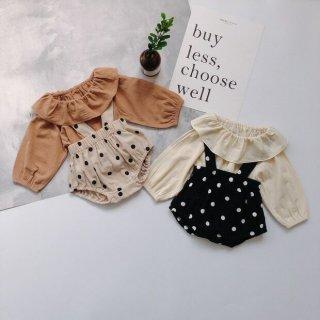 要出典 韓国 ベビー服 petit baby(プティベビー)
