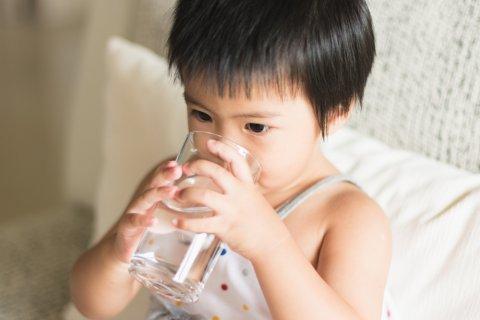 子供 水 コップ 日本人 脱水症状