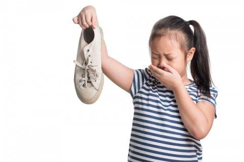 子供 足 臭い 日本人