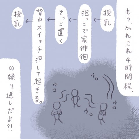 育児漫画 た〜ぼ〜さんちの天使たち 第一話
