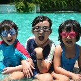 子供 プール 夏休み 日本人