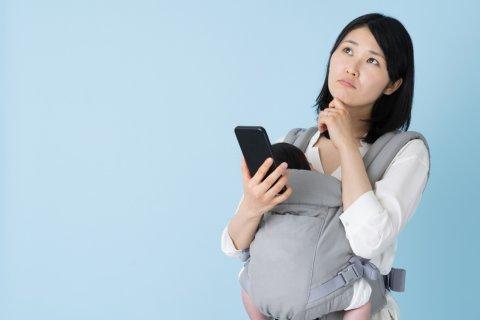 ママ 抱っこ紐 赤ちゃん 悩み