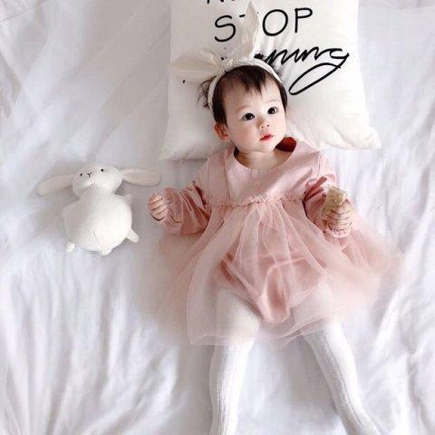 要出典 ベビー服 女の子 韓国子供服 petit baby