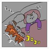育児漫画 くーちゃむ ズンズン 16話