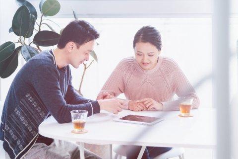 日本人 夫婦 相談