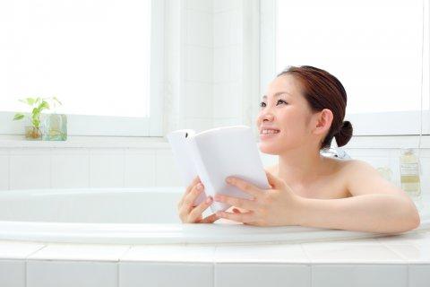 日本人 女性 お風呂