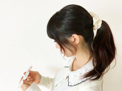 妊娠検査薬 日本人 女性