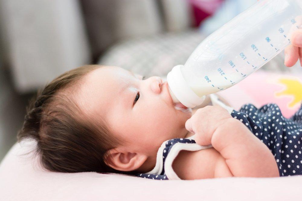 ミルク 量 ヶ月 赤ちゃん 2