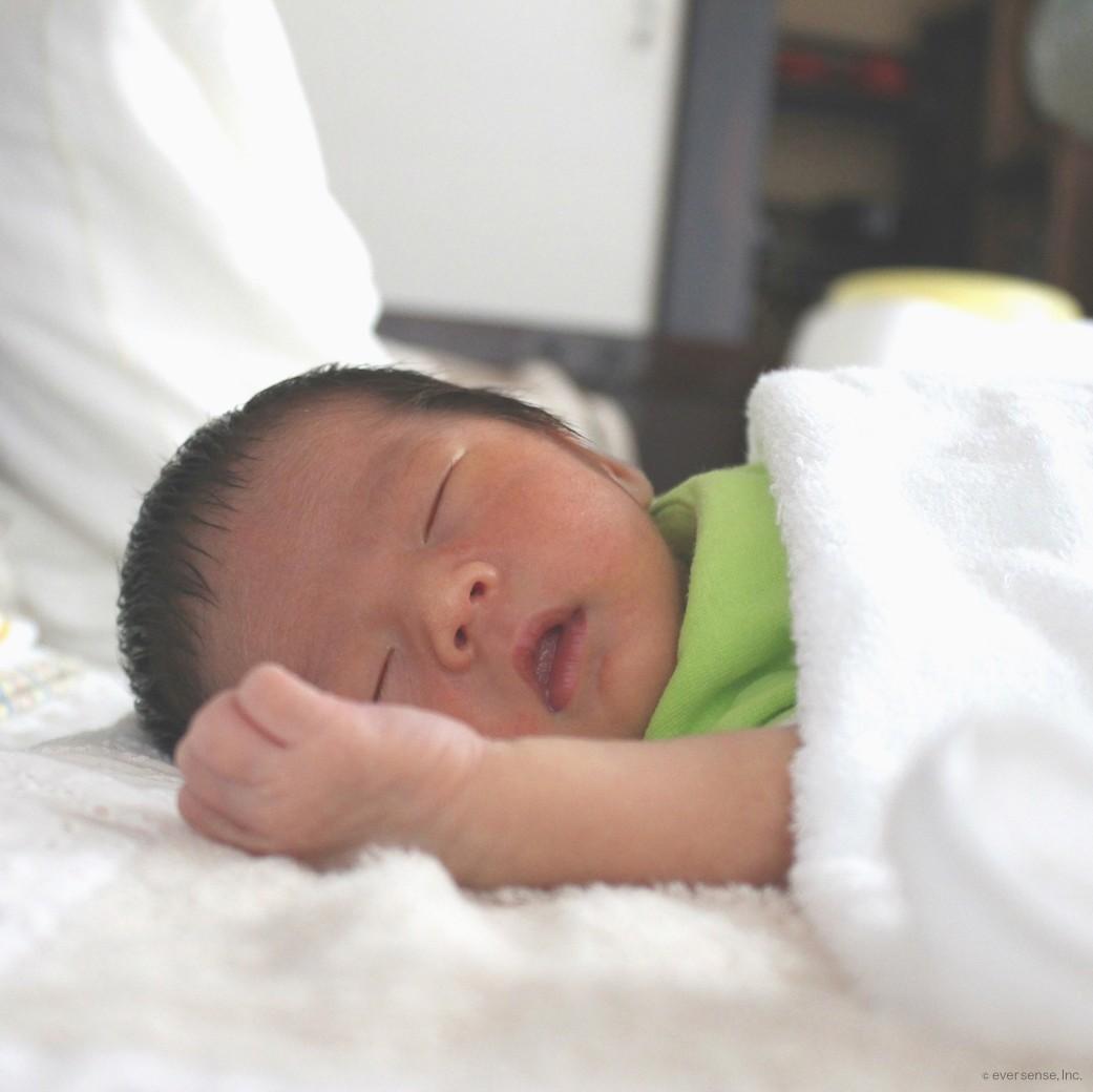 【出産体験談】出産予定日2週間前に破水!20時間後には産まれてました