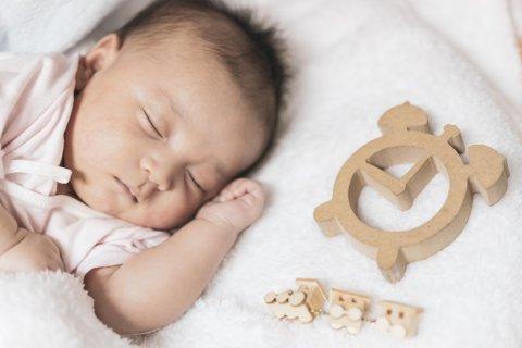 日本人 赤ちゃん 時計