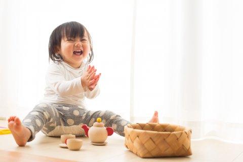 日本人 子供 保育園 遊ぶ