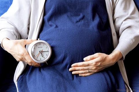 オリジナル 日本人 妊婦 時計