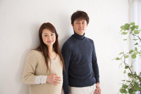 妊婦 日本人 夫婦