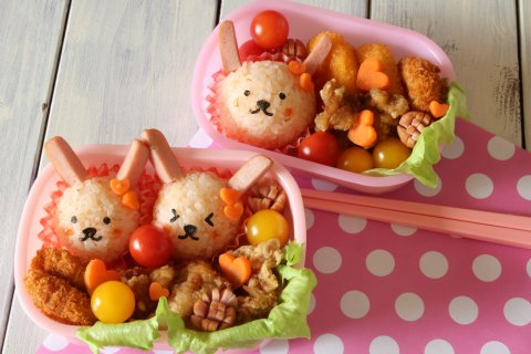 お弁当袋 作り方 イメージ