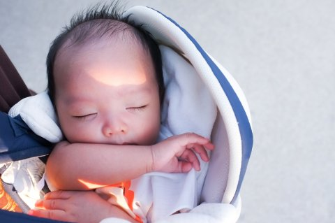 新生児 抱っこ紐 タイプ イメージ