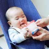 オリジナル 赤ちゃん ストローマグ