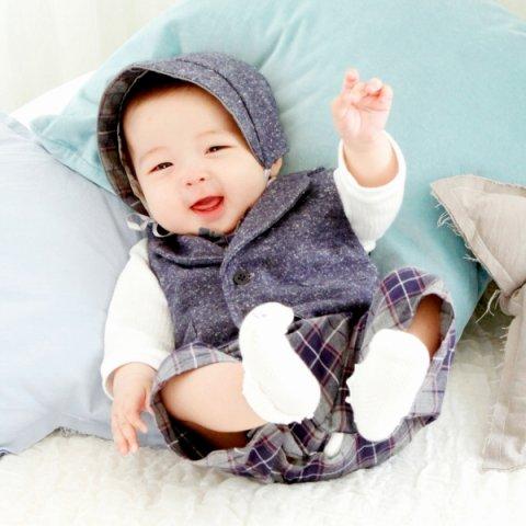 要出典 ベビー服 男の子 赤ちゃんの城