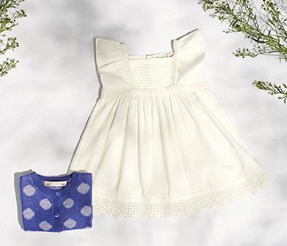要出典 赤ちゃん ファッション ボンポワン