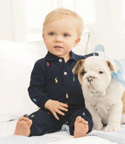 要出典 赤ちゃん ファッション 要出典 赤ちゃん ファッション RALPH LAUREN