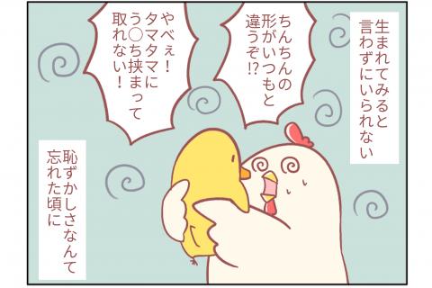 鳥谷丁子 連載23
