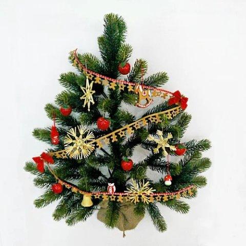 要出典 クリスマスツリー RS GLOBAL TRADE 壁掛け式ツリー