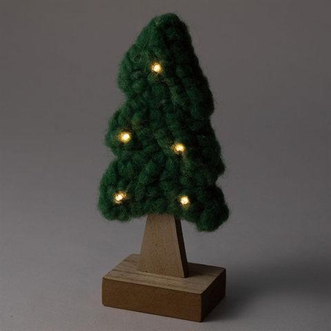 要出典 クリスマス 置物 マークス モコモコツリー グリーン