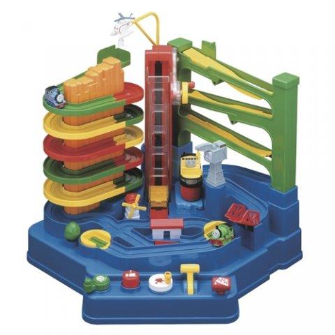 要出典 クリスマスプレゼント 2歳 3歳 男の子 学研ステイフル トーマス レッツゴー大冒険! DX