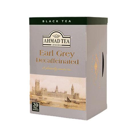 要出典 紅茶 AHMAD デカフェアールグレイ
