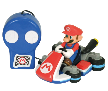 要出典 マリオカート リモートコントロールカー マリオ