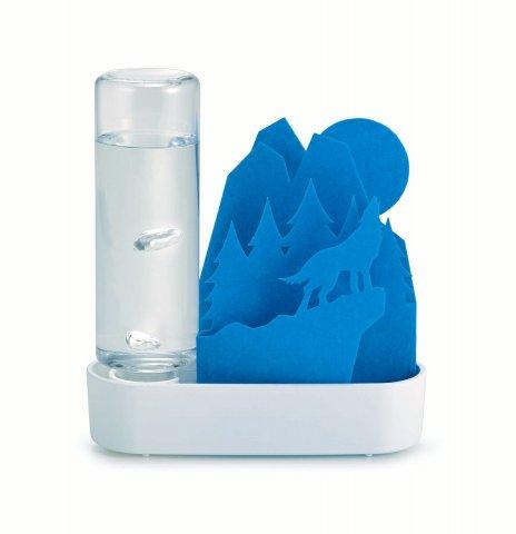 要出典 加湿器 赤ちゃん 子供 積水樹脂 自然気化式ECO加湿器 うるおいちいさな森