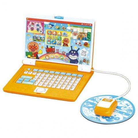 要出典 3歳 男の子 誕生日 プレゼント バンダイ アンパンマン あそんでまなべる! マウスでクリック! アンパンマンパソコン