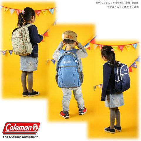 要出典 3歳 男の子 誕生日 プレゼント コールマン キッズ ウォーカーミニ キッズリュック 10L