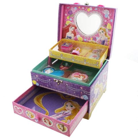 要出典 4歳 女の子 誕生日 ひみつのラブリーボックス ディズニープリンセス