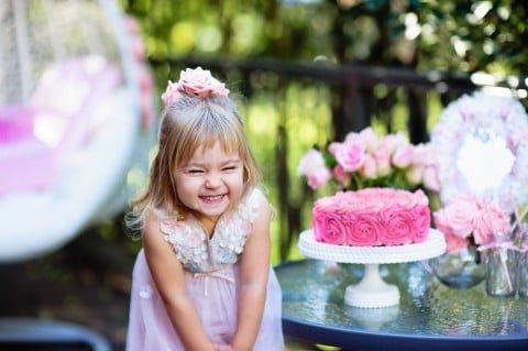 2歳 女の子 誕生日