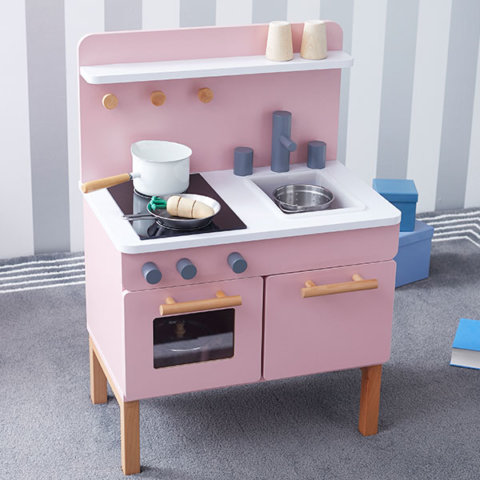 要出典 2歳 女の子 誕生日プレゼント ロウヤ おままごとキッチン