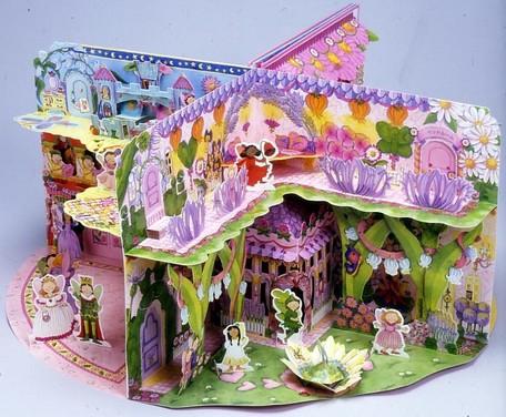 要出典 5歳 女の子 誕生日プレゼント 大日本絵画 ようせいのおしろのぶとうかい(メリーゴーラウンドえほん)