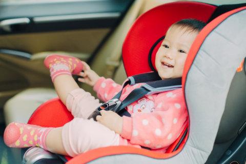 チャイルドシート 子供 赤ちゃん 日本人